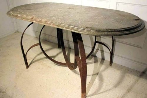 20Th Century Garden Table