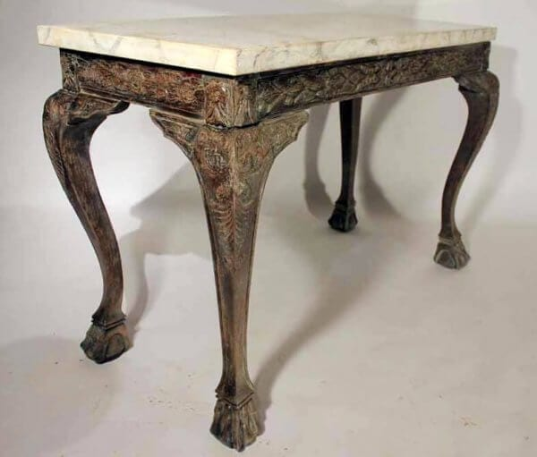 18Th Century Irish Console Table