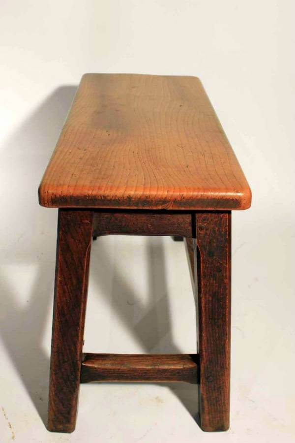 Cotswolds Arts & Crafts Stool