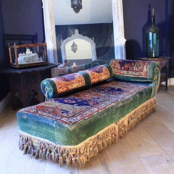 19Th Century Opium Day Bed