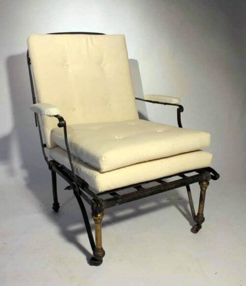 19Th Century Campaign Bed