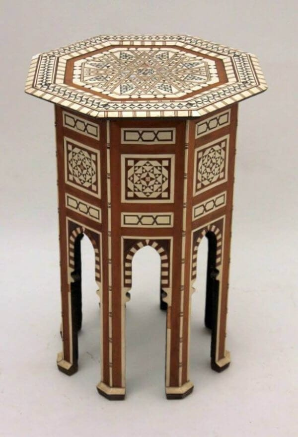 20th Century Islamic Table