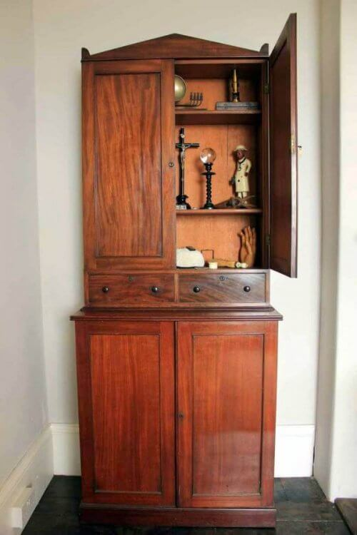 19Th Century Gillows Bookcase