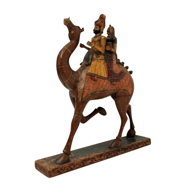 A Large 19th Century Anglo Indian Camel