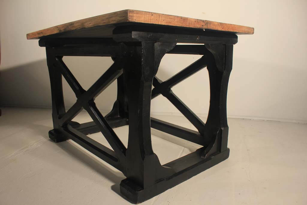 19Th Century Artist Sculpting Table