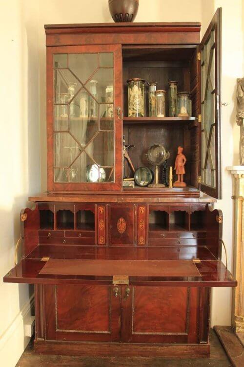 Georgian bookcase