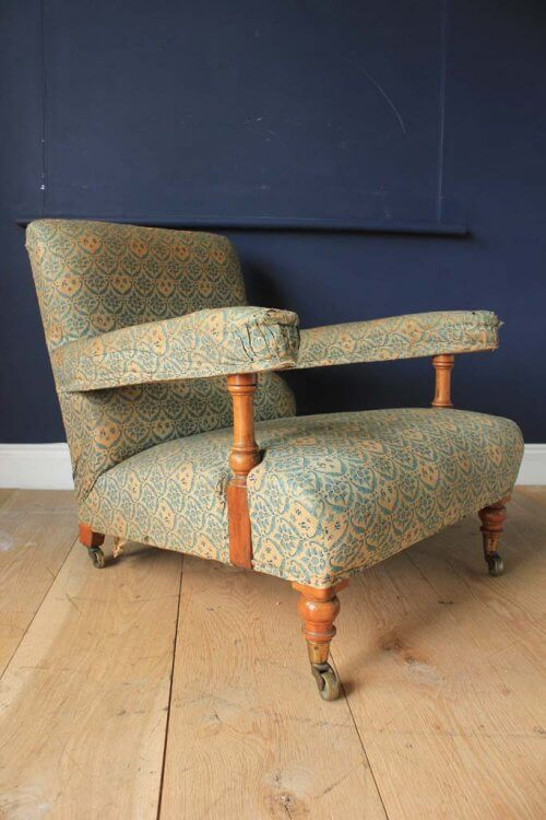 Howard & Sons armchair