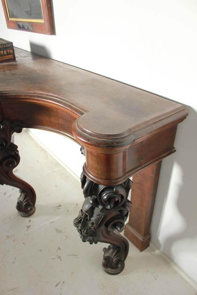 A Monumental Irish Console Table